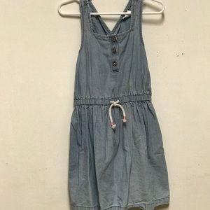 Carter's girl's chenille dress